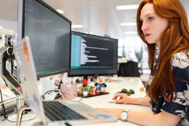 programistka